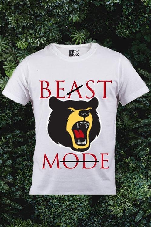 Beast Mode/Best Me T White