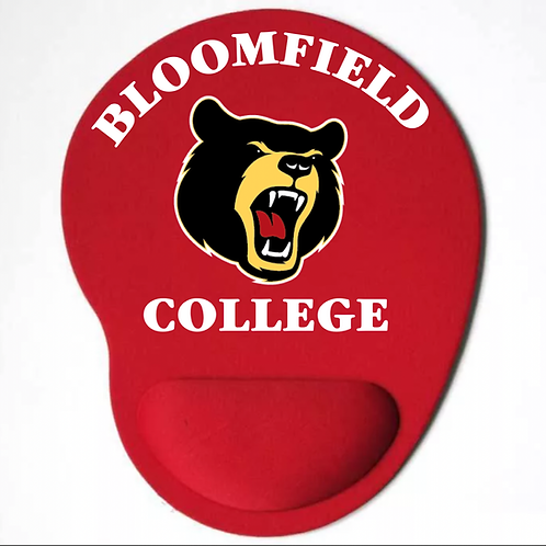 BC College Mouse Pad Red