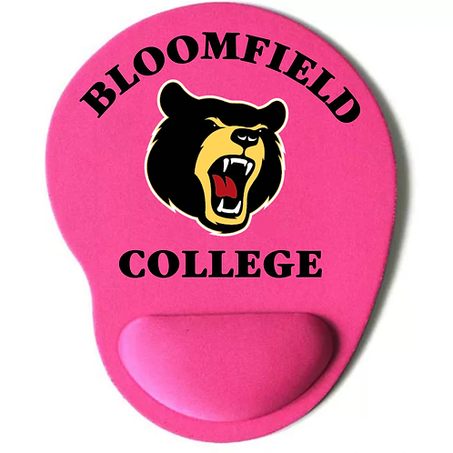 BC College Mouse Pad Pink