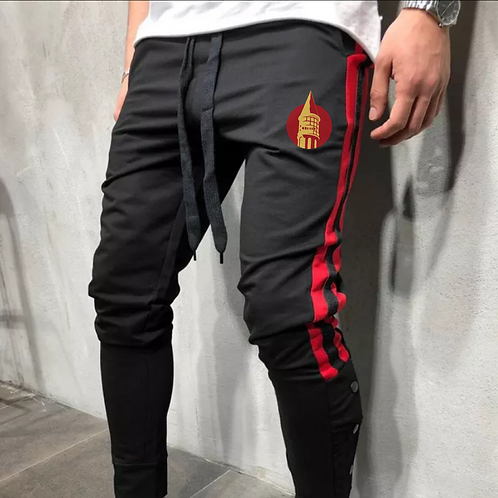 Tower Light Weight Joggers Red