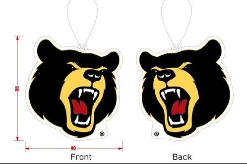 Bear Head Car Freshener