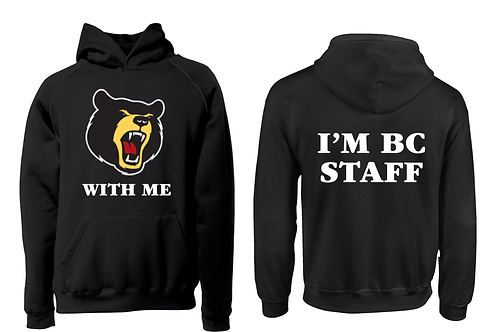 Bear With Me Staff