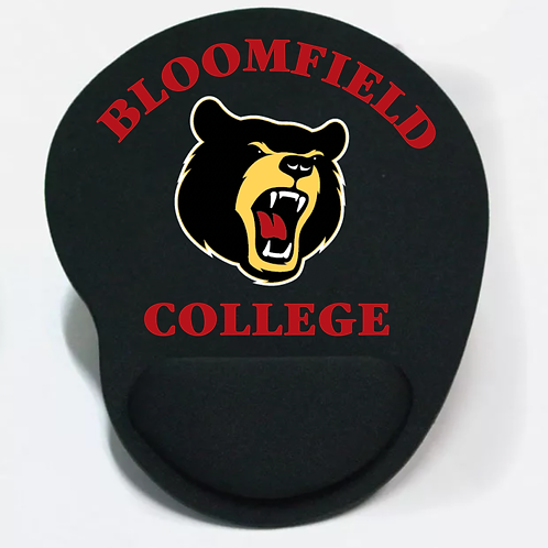 BC College Mouse Pad Black