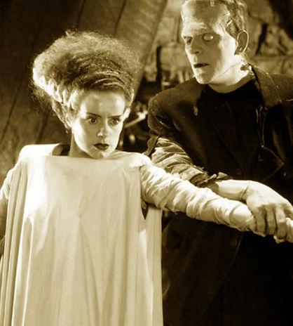 bridee of frankenstein sepia.jpg