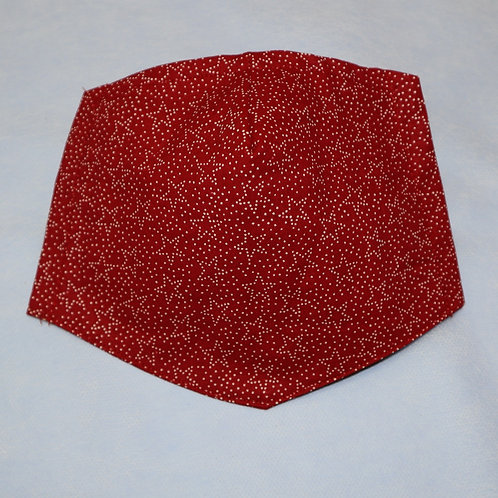 Stars on Red