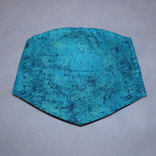 Turquoise Splatter