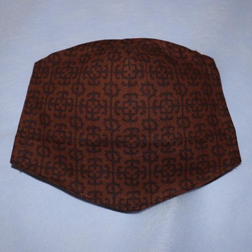 Brown Pattern on Brown