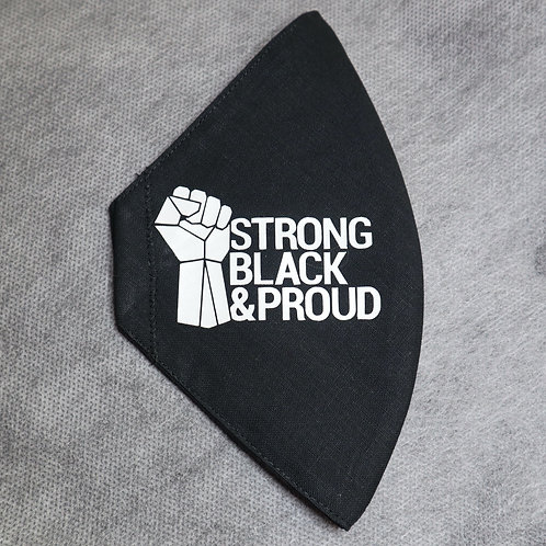 Strong, Black, & Proud