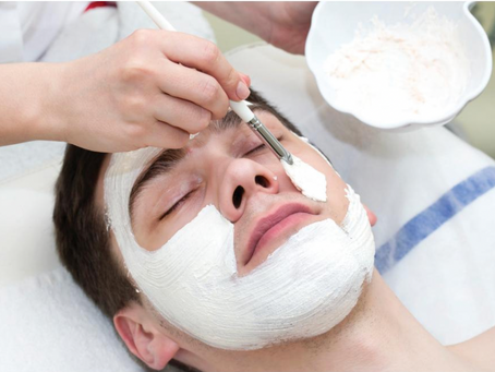 Beauty Byline with Sanah: Real Men Get Facials