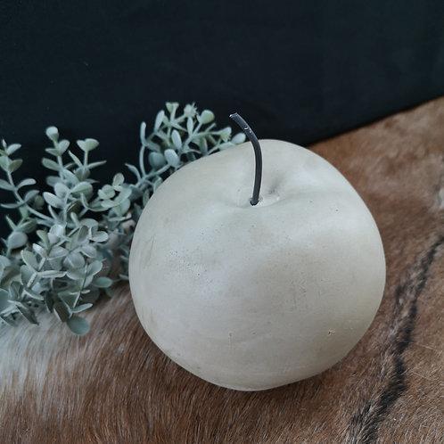 pomme en béton - moyenne