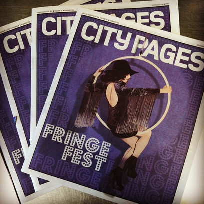 City Pages Cover