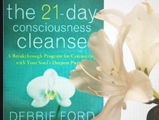 Mi detox espiritual, un gran libro /My spiritual detox, great book