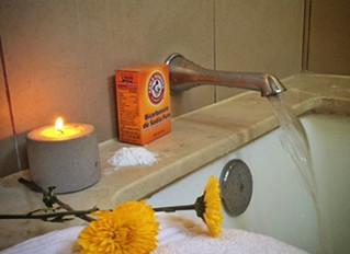 Detox bath / Baño para desintoxicar