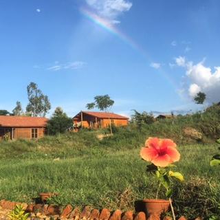 arcoiris en el ashram, el mejor día