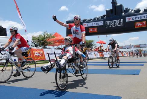 94.7 2012 Cycle Race