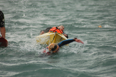 Ironman 2012 Swim
