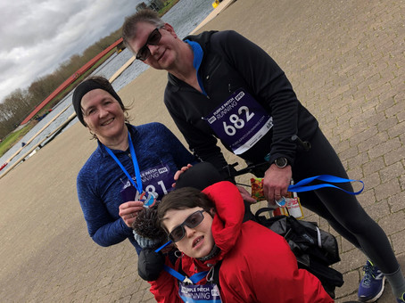 Run Dorney 21km 2020