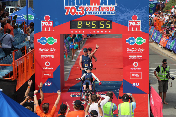 Ironman 70.3 2013