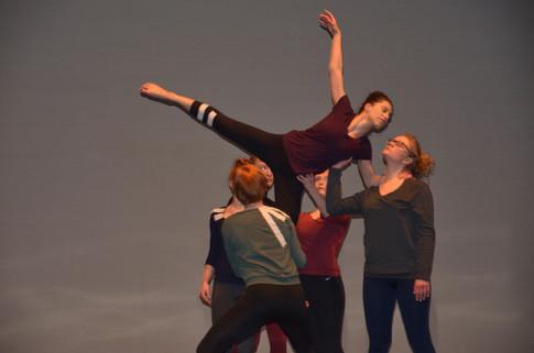 Choreography: Alethea Alexander