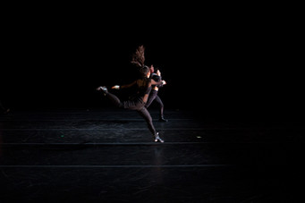Choreography: Alethea Alexander • Photo by Tim Summers