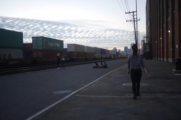 Choreography: Alethea Alexander • on site in SODO, Seattle