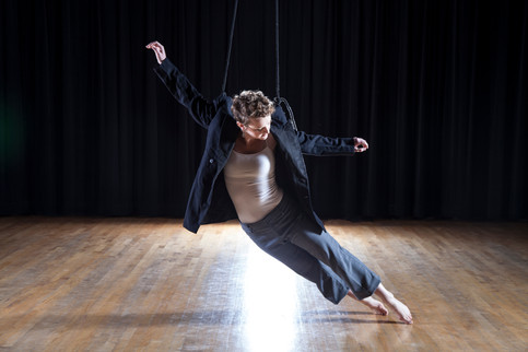 Alethea Alexander with Bellingham Repertory Dance