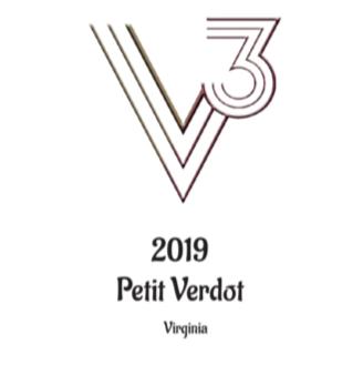 2019 Petit Verdot
