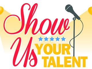 Congin 2020 Virtual Talent Show!