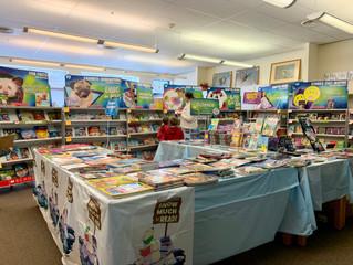 Congin School Book Fair