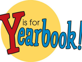 Yearbooks have arrived!