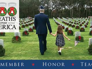 Wreaths Across America Celebration