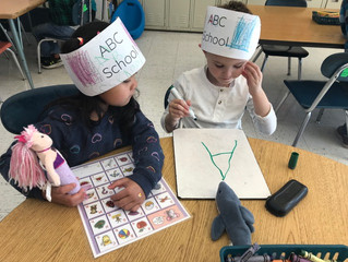 ABC School in Mrs. Morowski's Class!
