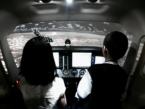 Duo Flight Experience - 60 Minutes (2 Pax)