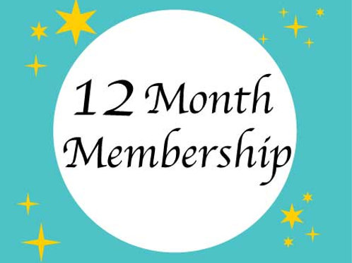 Twelve Month Membership for existing Santosha/HH members