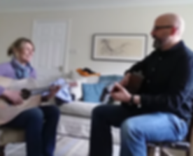 1 hour personal guitar tuition