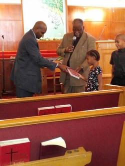 Marshall Baptism 5