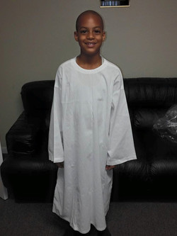 Marshall Baptism 1