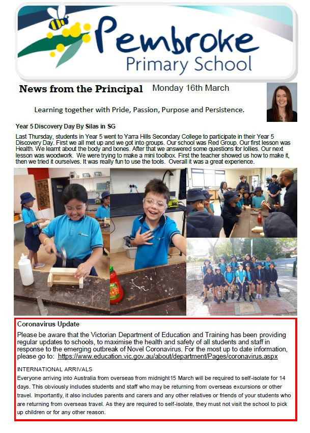 Click here for newsletter