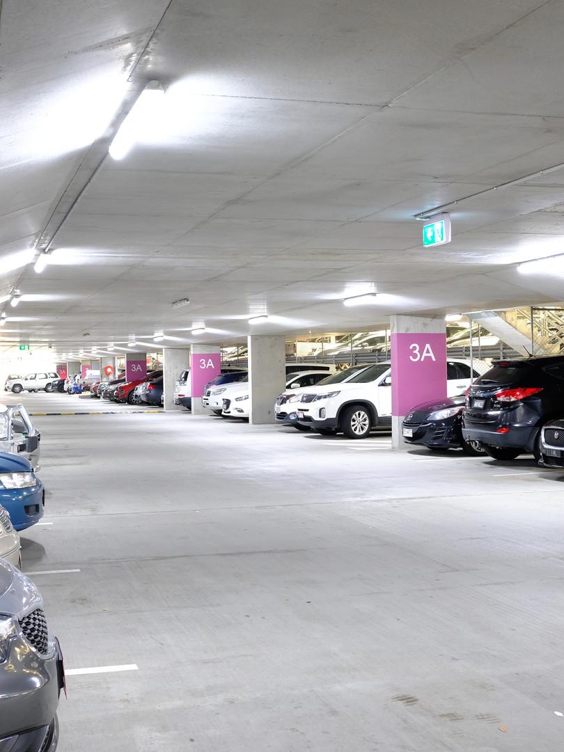 PA Hospital Car Park