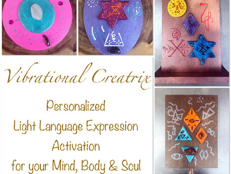 Vibrational Creatrix