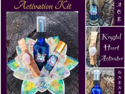 Krystal Light Body Activation Kit
