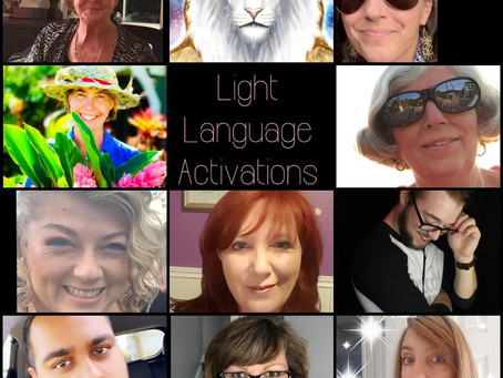 Recent Light Language Activations!