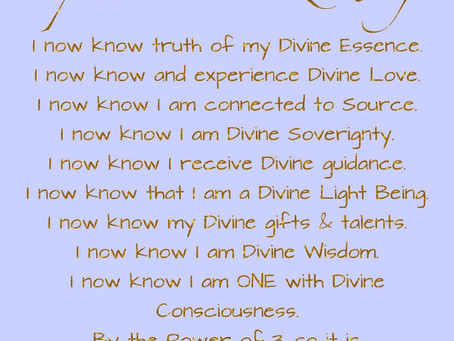 Step into Divine Knowing!