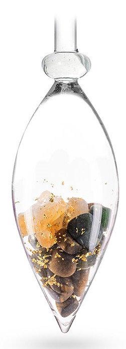 Gemstone vial Wealth