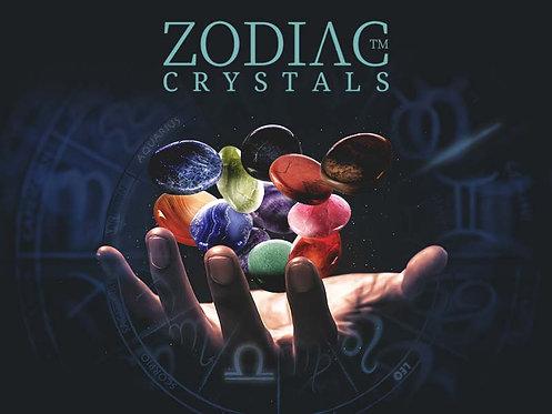 Inu! zodiac crystals set (12 pc.)