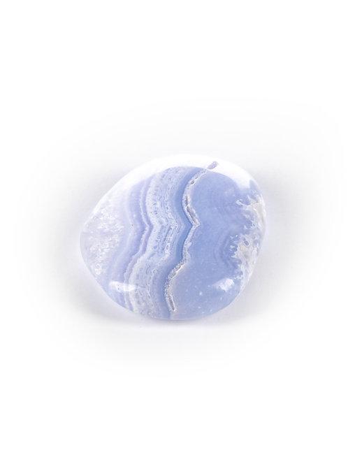 Inu! zodiac crystals - Gemini | Chalcedony