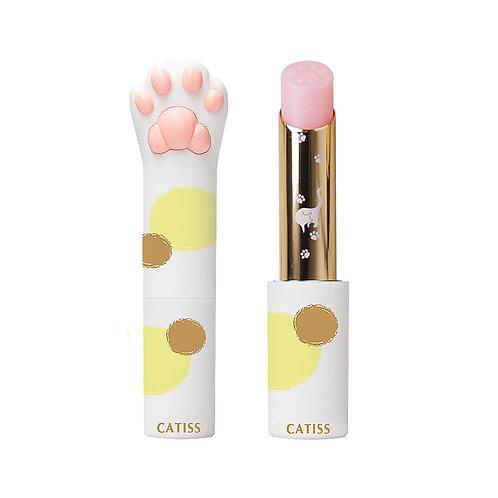 CATISS 貓掌潤唇膏-三花 | 純淨水潤