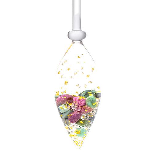 Gemstone vial Prestige