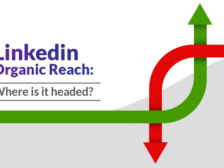 Is the organic reach of LinkedIn going down? – Here's the proof