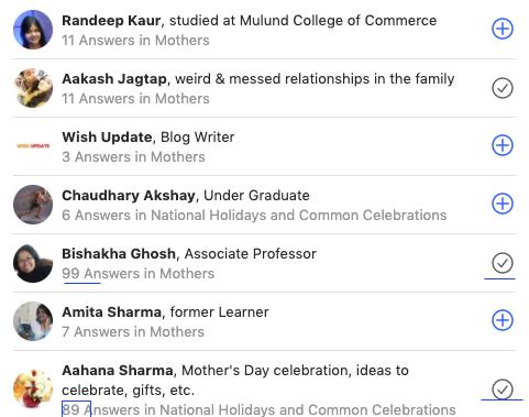 Quara partner program whom to ask